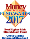 Money Observer Fund Award 2017